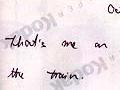Girly Hossencofft's handwriting