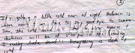Girly Hossencofft last letter - excerpt 0999 1