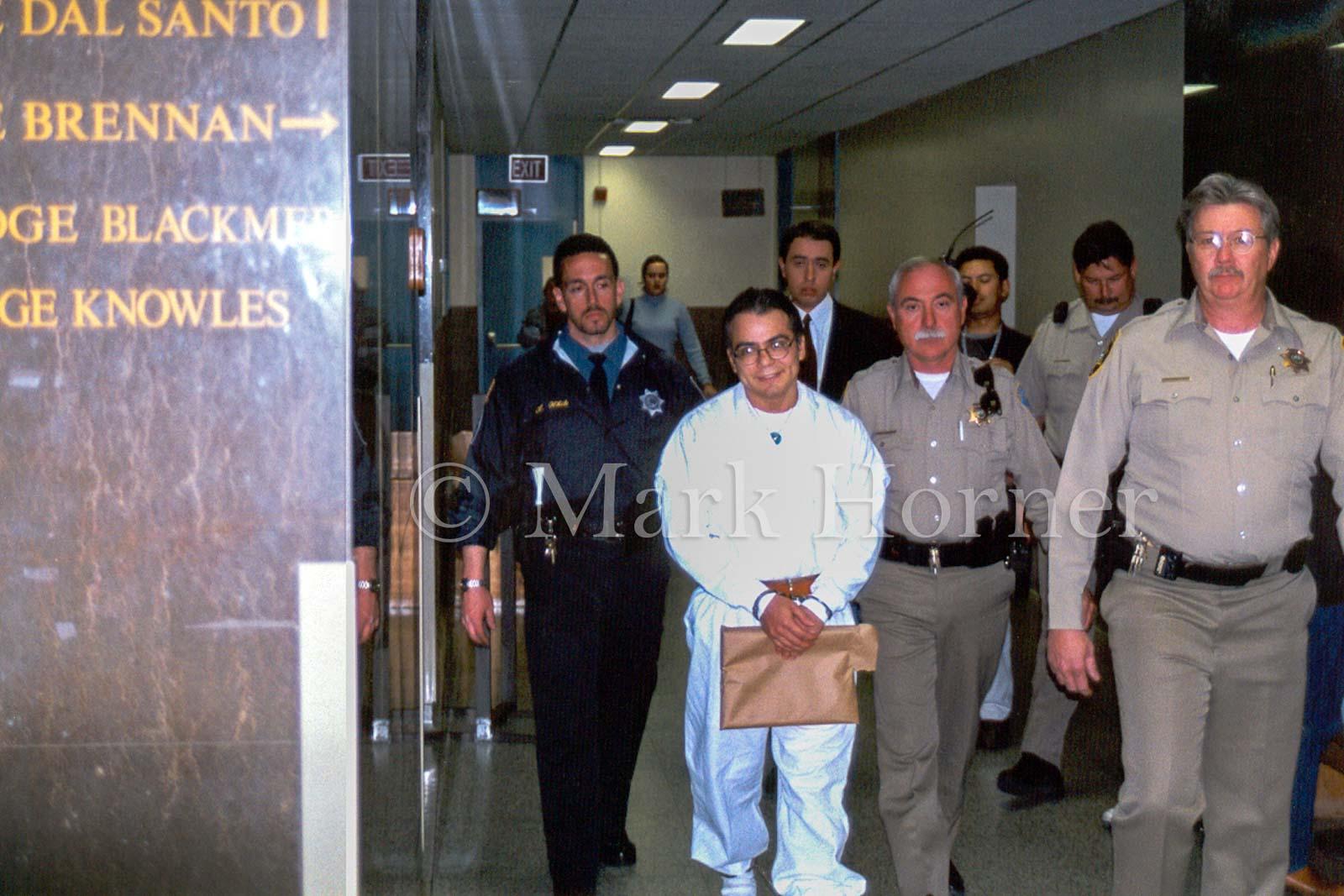 Diazien Hossencofft arraignment