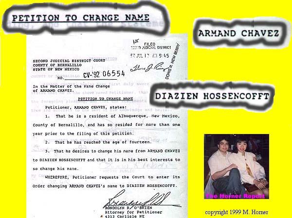 1992 name change document