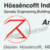 Diazien Hossencofft business card 1