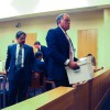 Bill Miller pre-trial conference 071403 006